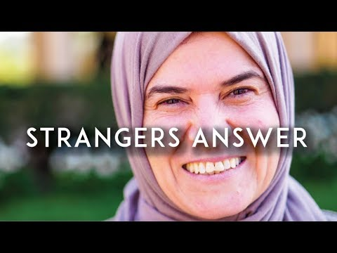 What's the kindest thing you've been told? (Strangers Answer)