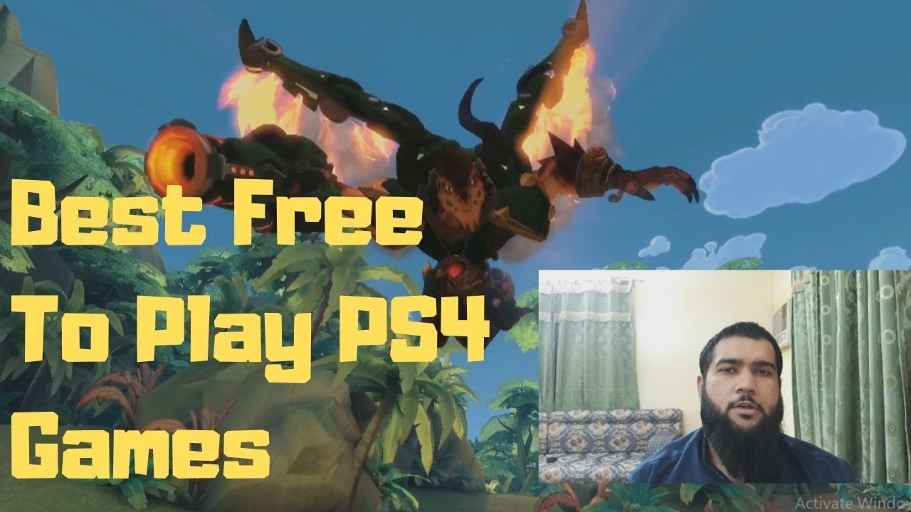 Best Free Games On Ps4 You Can Play Right Now Hindi Urdu