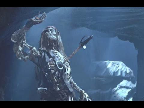 Karayip Korsanları: Siyah İnci'nin Laneti - Son Dövüş Sahnesi ve Barbossa'nın Öl