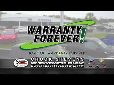 Warranty Forever at Chuck Stevens Automotive