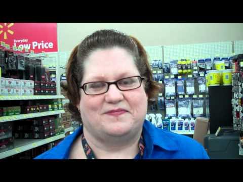Wal-Mart's Kathy Dunn Talks Fishing With Walleye W...