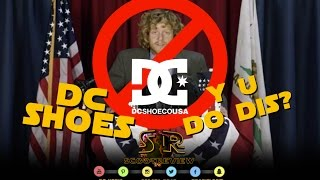 DC SHOES vs SCOOTERS   Scoot Review #22