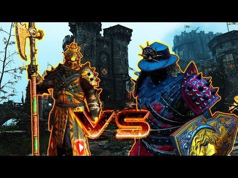 For Honor - BloodyEnviouZ VS Spliced! IT'S FINALLY HERE! (Part 1)