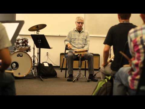 Los Angeles Music Academy - DRUMMER'S REALITY CAMP