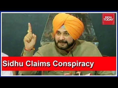 Navjot Sidhu Claims Conspiracy In #AmritsarTrainTragedy; Blames Railways