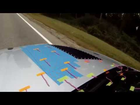 Aero Testing Hood Vent