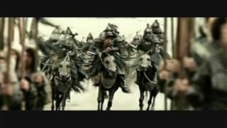 Mongol music vidéo