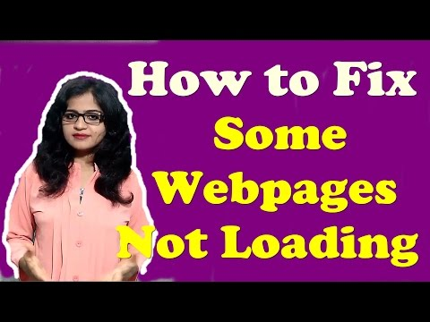 [100% Working] How To  Fix Some Websites Not Loading/Opening In Any Browser[Hindi]