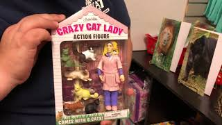 TOY CRAZY CAT LADY
