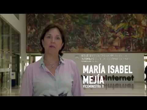 La Vice TI María Isabel invita a educadores al seminario HaciaTI #ViveDigitalTV