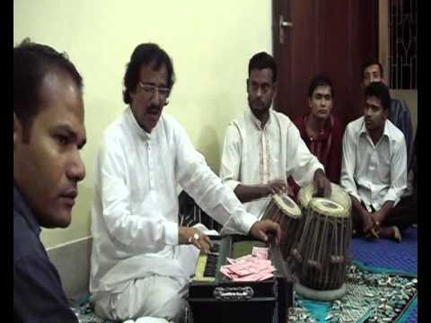 Gurujee Syed Badiuzzaman Maizbhandari Sema Mahfil-03