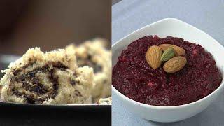 #RuchiVismayam | EP - 02 Beetroot pudding & Chocolate Oats Pinwheels | Mazhavil Manorama