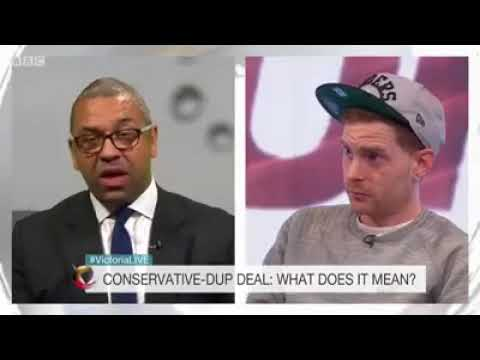 Tory MP absolutely destroyed by BBC Guest Eliot