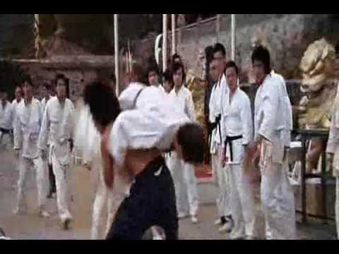 Bruce Lee Kung Fu Fighting