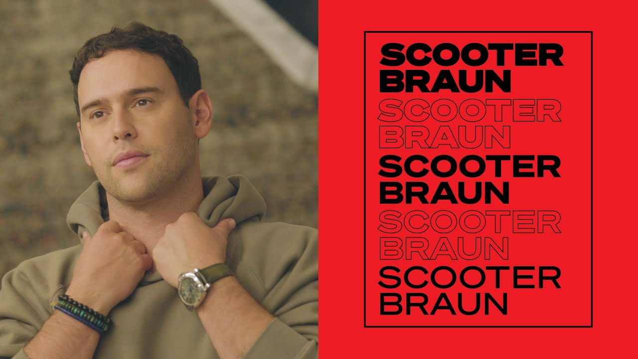 Scooter Braun, Variety's Music Mogul of the Year, Answers Fan Questions