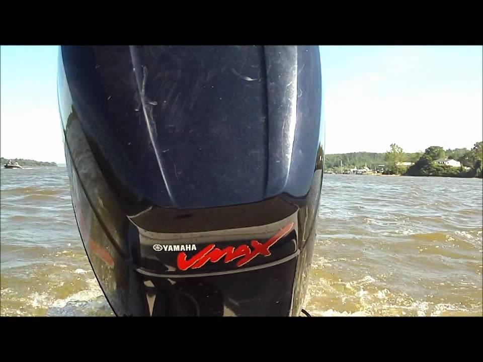 2004 Yamaha Vmax 150 Hp Won U0026 39 T Start