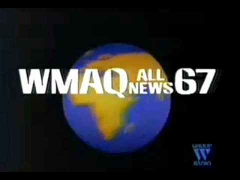 WMAQ All News 67 top of hour headlines and ID