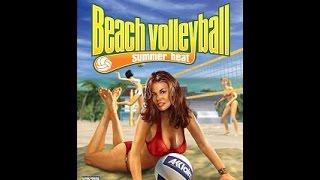 Summer Heat Beach Volleyball   PS2(BR)