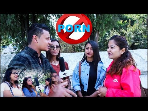 पोर्न भिडियो  BAN IN NEPAL BUT WHY ??? PUBLIC REACTION 2018 thumbnail
