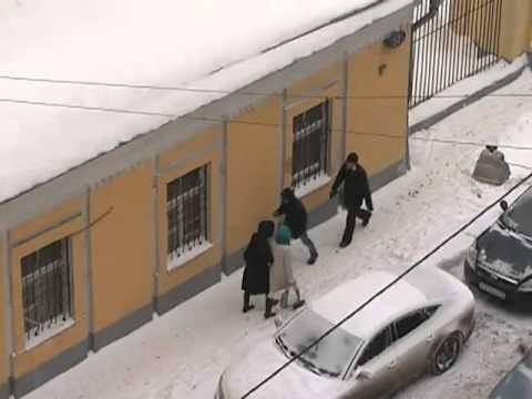 Смотреть В Москве убит криминальный авторитет онлайн