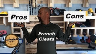 PROS and CONS of a French Cleat Tool Wall