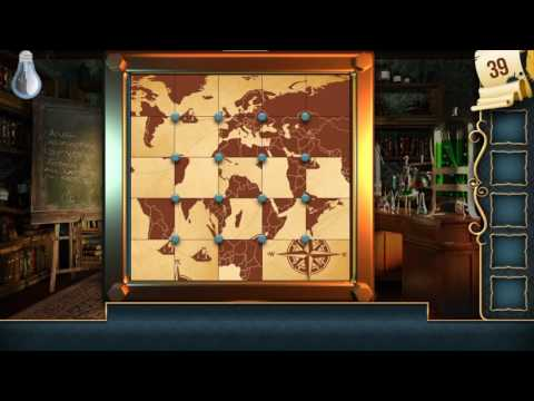 100 Doors Escape Mansion of Puzzles level 39. 100 дверей. Дом головоломок уровень 39