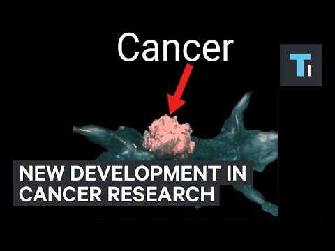 Scientists have developed a new weapon in the fight against cancer