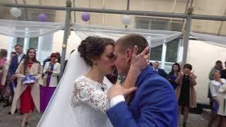 Перший танець. Владислав & Інна. 1 жовтня 2017 р.