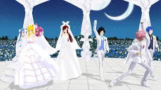 Video [MMD x Fairy Tail] Live For The Night (Natsu, Lucy, Juvia, Gray, Jellal, Erza) download MP3, 3GP, MP4, WEBM, AVI, FLV Juli 2018