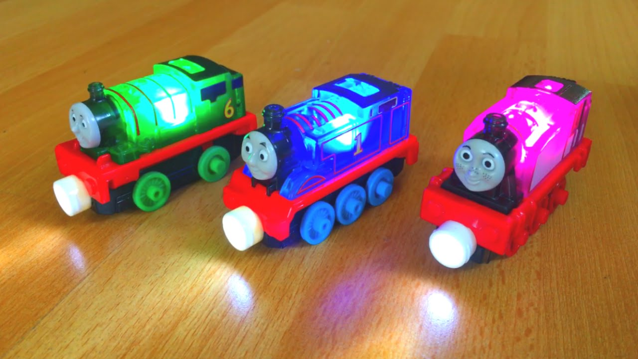 Thomas and Friends New Take n Play Light Up Thomas Percy Rosie & Thomas and Friends New Take n Play Light Up Thomas Percy Rosie ...