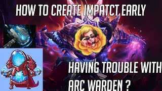Meteor Hammer Arc Warden | 7.11 New Technology