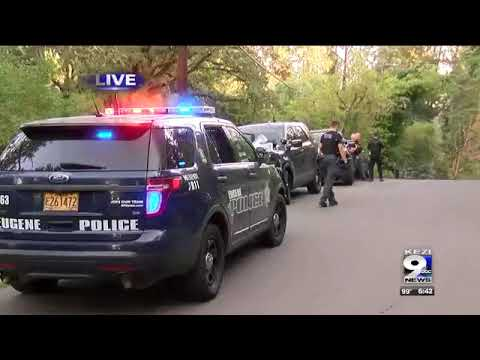 Wanted Man Arrested In Eugene