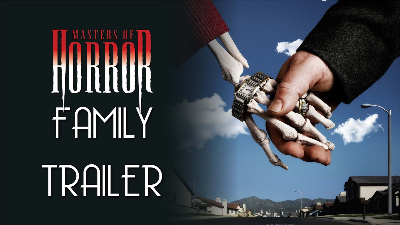 Masters of Horror: Family Trailer Remastered HD