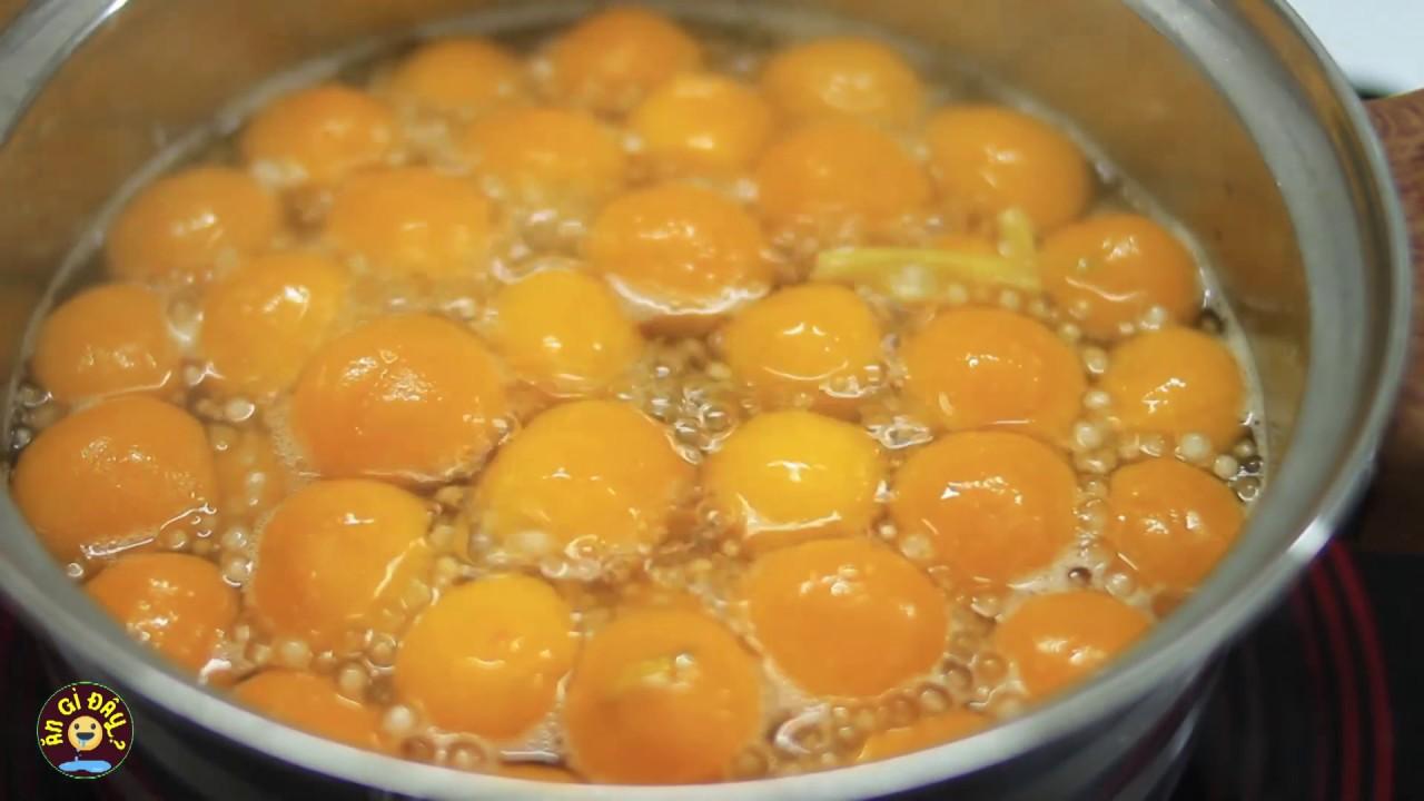 Cách nấu chè bí đỏ ngon ngọt thanh hấp dẫn