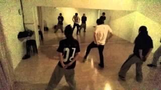 ヒップホップダンス AcKKy Lesson 10.2