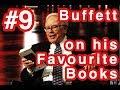 "Warren Buffett ""My Favourite Books"" #9 ""Best Book Ever Written on Investing"" & Applying it"