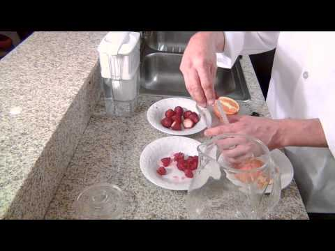 How to Use a Fruit Infusion Pitcher