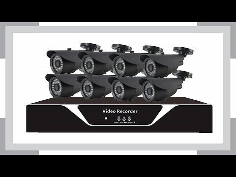 Цены на комплексные системы видеонаблюдения TRASSIR