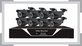 Видеорегистраторы 8-канальные для видеонаблюдения на 8 камер: выбор и покупка