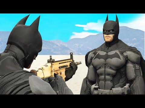 When Batman Finds His Impostor.. (GTA RP)