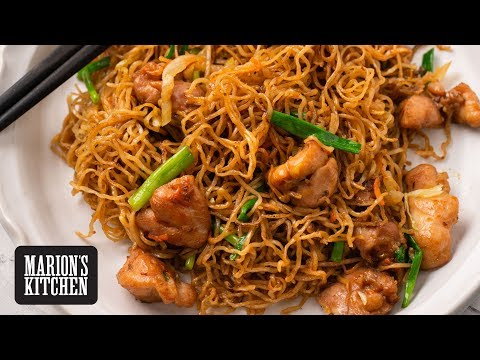 Chicken Chow Mein - Marion's Kitchen