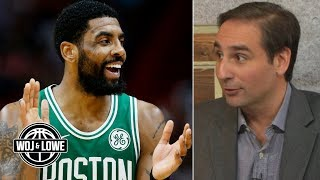 How Celtics' playoff run will influence Kyrie Irving's free agency decision | Woj & Lowe