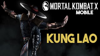 Mortal Kombat X Mobile - Kung Lao * Viewer Discreation is Advised *(iOS Gameplay)