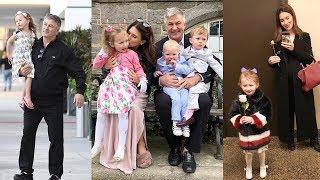 Alec Baldwin & Hilaria Baldwin's Kids - 2018