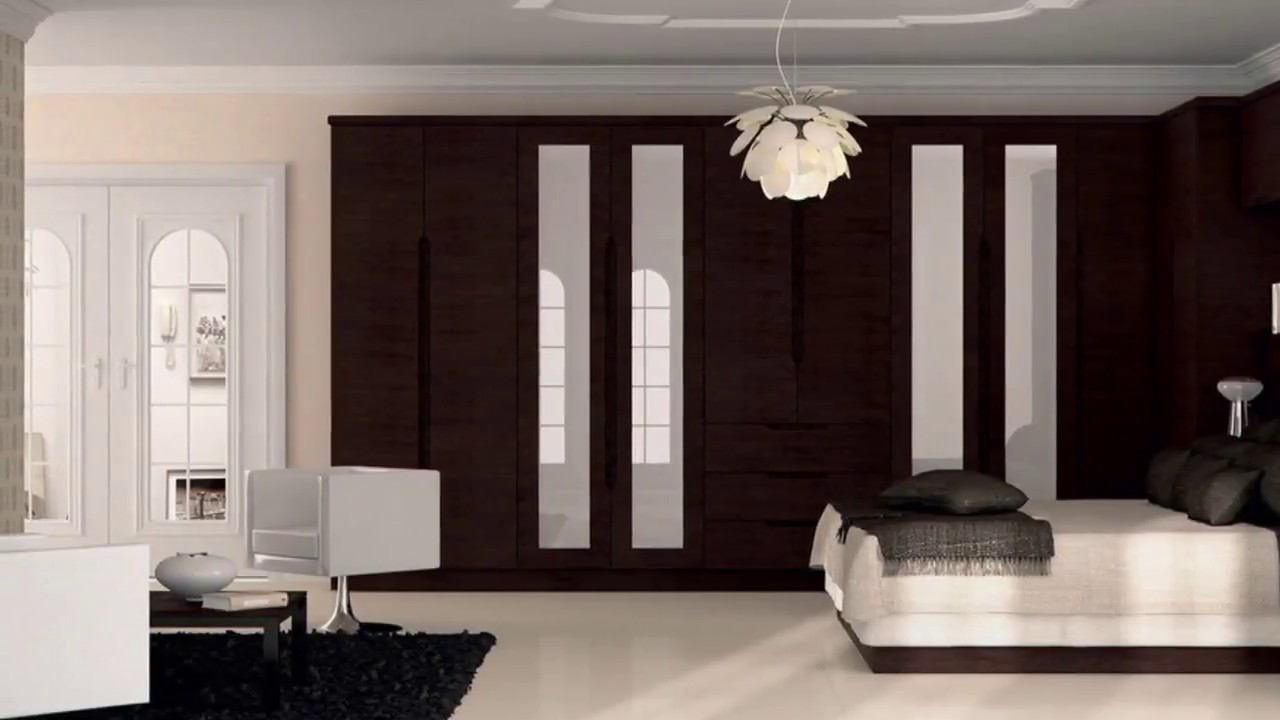 Wardrobe Door Designs For Bedroom India Youtube