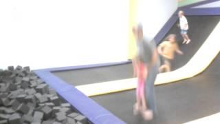 Ava flying