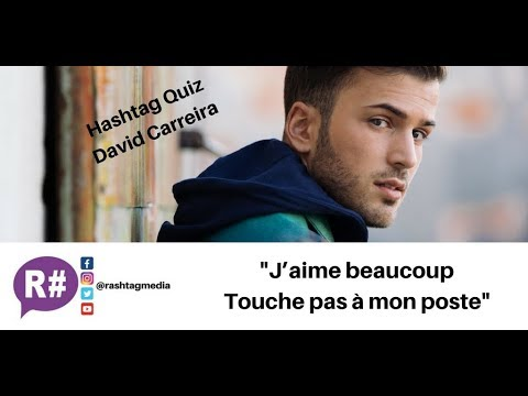P2 / Jennifer Lopez, TPMP, Ed Sheeran : le Hashtag Quiz de David Carreira