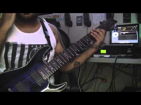 """Wormholes"" (Volumes Guitar Cover)"
