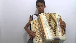 ROSA BRANCA- Miguelzinho do Acordeon ( grande sucesso de Nelson e Jeanete )