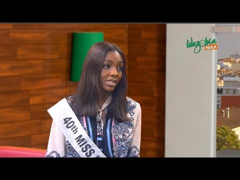 THE 40TH MISS NIGERIA CHIOMA OBIADI SPEAKS ABOUT HER PROJECT - HELLO NIGERIA